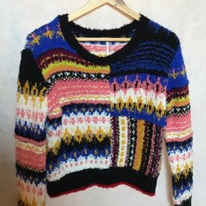 Free People Crew Sweater